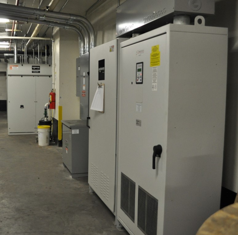 Energy Storage Industrial Power System