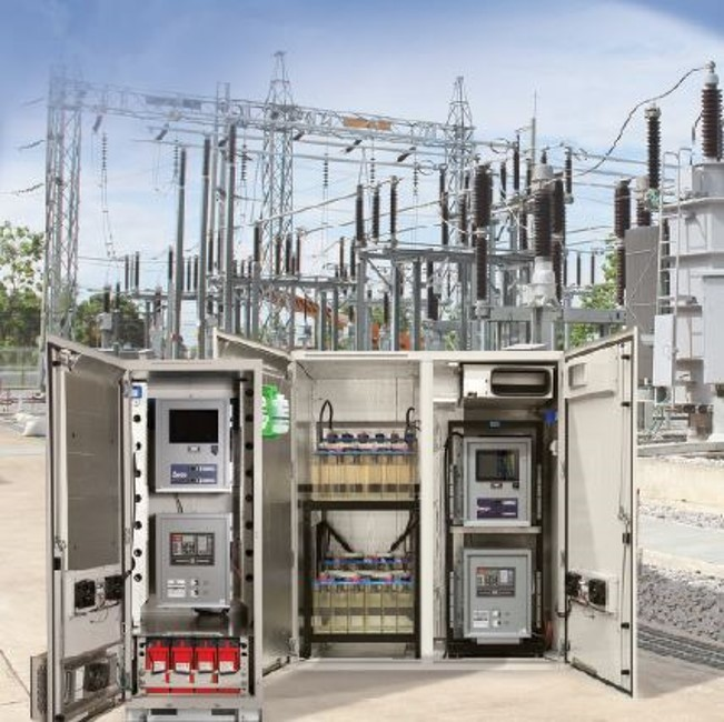 Industrial Power Switchgear & Substation